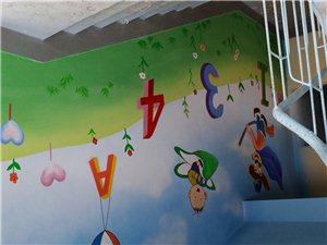 凯里装修彩绘壁画