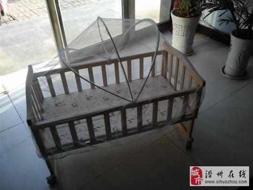 爱伢伢婴儿床低价出售