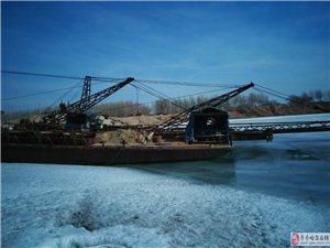 挖沙设备出售:抽沙船,绞龙和装沙船