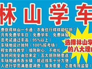 信豐快速學車,資深女教練教學,林山學車值得您依賴!