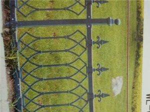 天津塘沽庭院围墙护栏护窗安装,伟业铁艺围栏厂