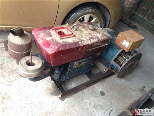 出二手15KW柴油發電機一臺