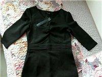 百家好韩国大牌七分袖连衣裙S一件亏本出售
