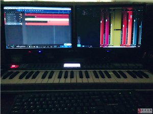 接:作詞、作曲、編曲、混音業務,以及編曲教學