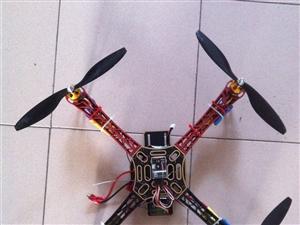 航模多旋翼飞行器