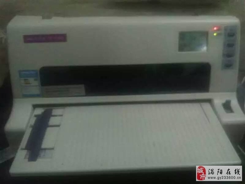 针式打印机出售,九成新