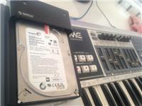 希捷硬盘500G(可组装到机箱内也可外接USB)