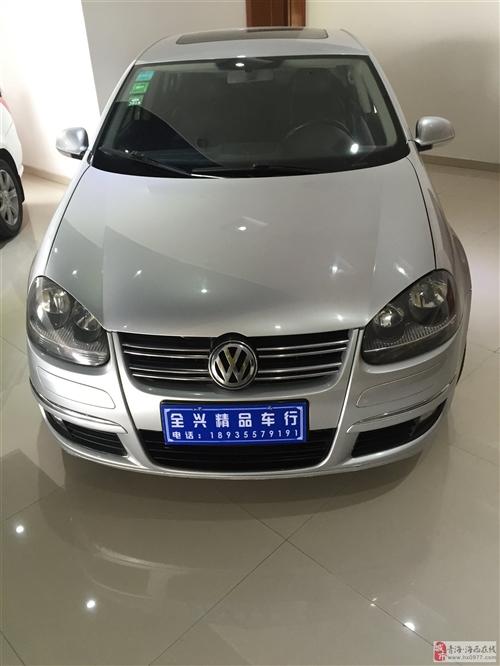 出售2011款1.4TSI自动豪华型轿车一辆