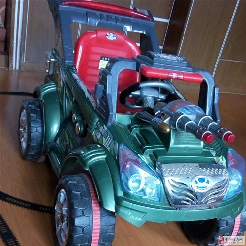 9成新儿童电动车出售