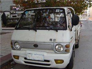 低价出售六轮货车