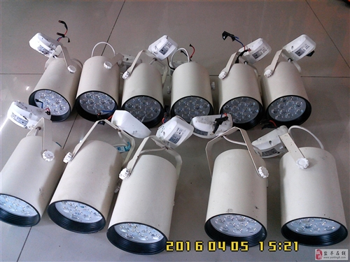 低价处理LED射灯