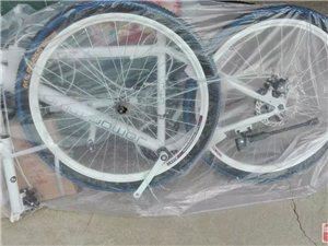 厂家批发宝马山地车自行车双碟刹减震男女学生促销礼品