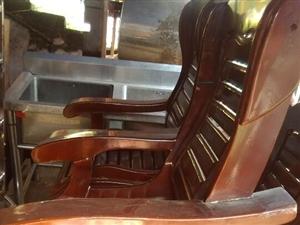 红实木沙发低价出售