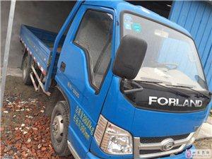 三年福田货车出售
