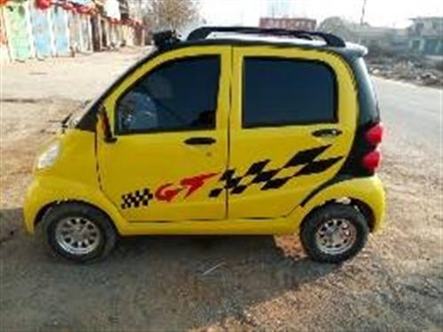 電動四輪車