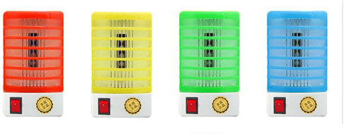 led滅蚊燈多功能迷你電子蚊香滅蚊燈LED插座