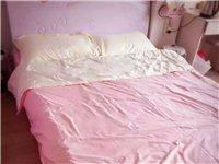 有没有买二手床的,带床垫