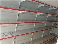 大量9成新的超市货架低价出售