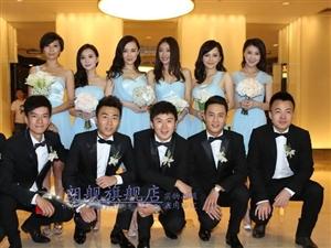 婚礼伴娘团