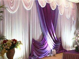 婚礼现场背景