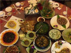 建水福籍菜推出的山珍宴,获建水十大名宴之一。