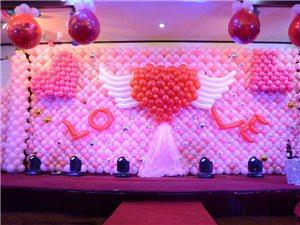 结婚婚礼拱门制作服务 婚庆气球布置