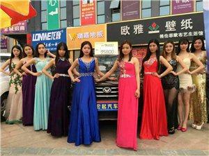 2016鄂北国际商贸物流城车展活动现场