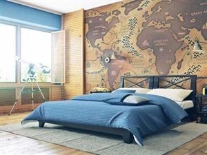 泗洪亮典装饰的卧室案例欣赏