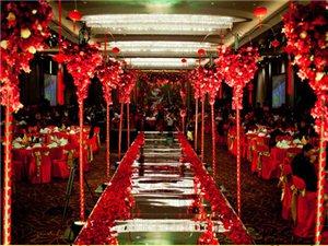 中式婚礼现场