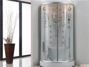 箭牌卫浴弧形电脑蒸汽整体淋浴房AV003