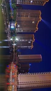 融�x城夜景