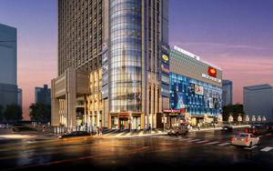 忻州开来欣悦购物广场形象图