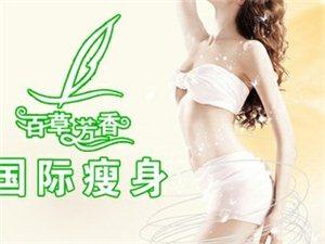 百草芳香国际瘦身美容养生馆形象图
