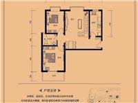 D户型二室一厅一卫97.73-101.0