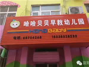 宜陽哈哈貝貝早教中心
