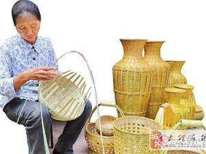 弥渡杨美珍夫妇手工竹器远销法国