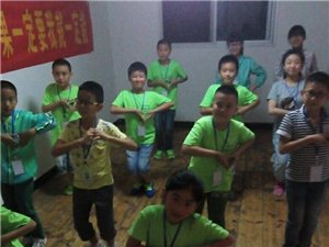 汉中同远教育暑期特训营二期活动
